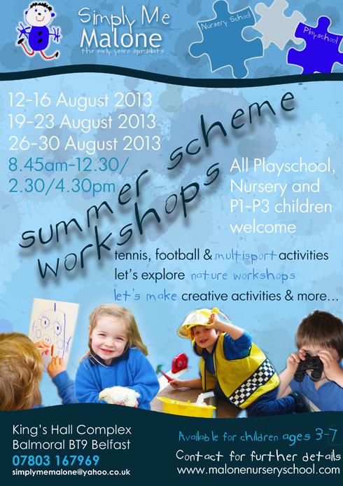 summer scheme 2013